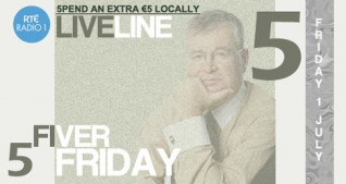 Fiver Friday naas newbridge