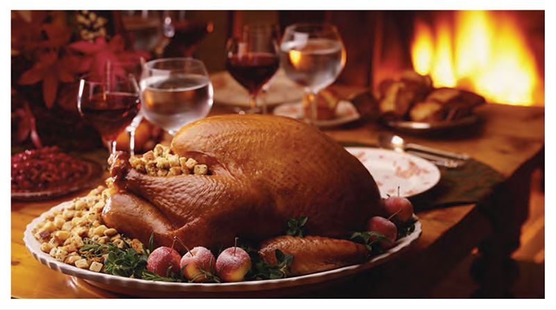 Cooking Times for Christmas Turkey 2014