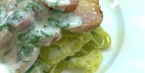 Haynestown Bacon and Cabbage