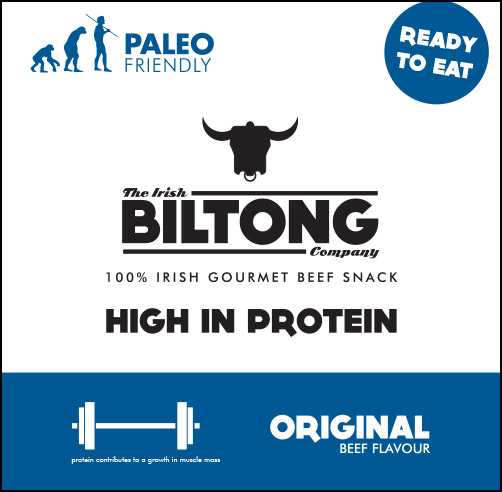 Irish Biltong Original Flavour