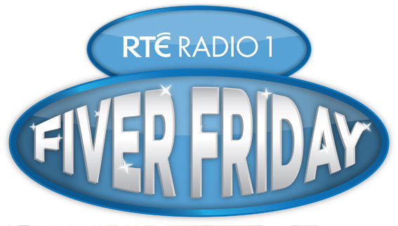 Fiver Friday with Joe Duffy's Live Line . Fri Oct 24th 2014.