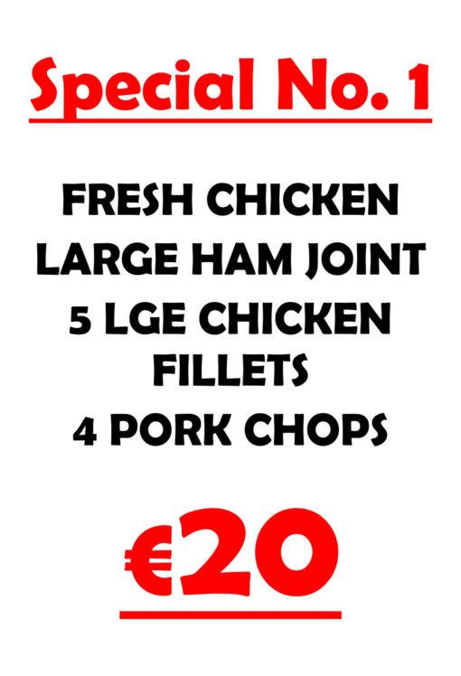 Haynestown Meats - online ordering - Special #01