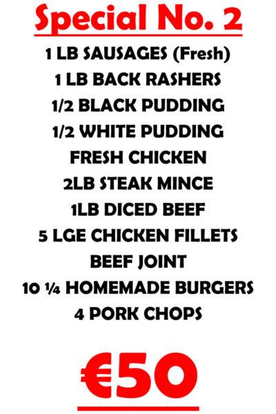 Haynestown Meats - online ordering - Special #02