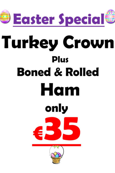 Haynestown Meats - online ordering - Easter Special